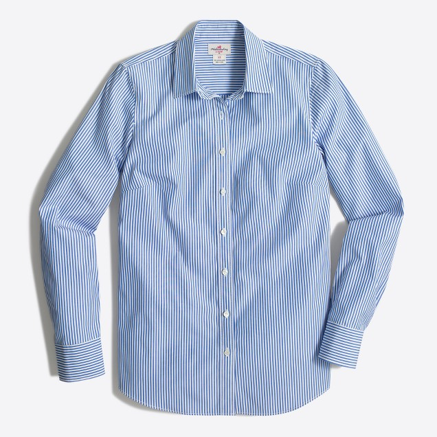 Women's Classic Button-Down Shirt - Women's Shirts