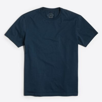 Slim washed T-shirt factorymen t-shirts & henleys c