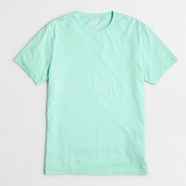 Tall washed T-shirt