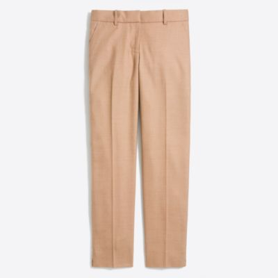 Skimmer pant in wool