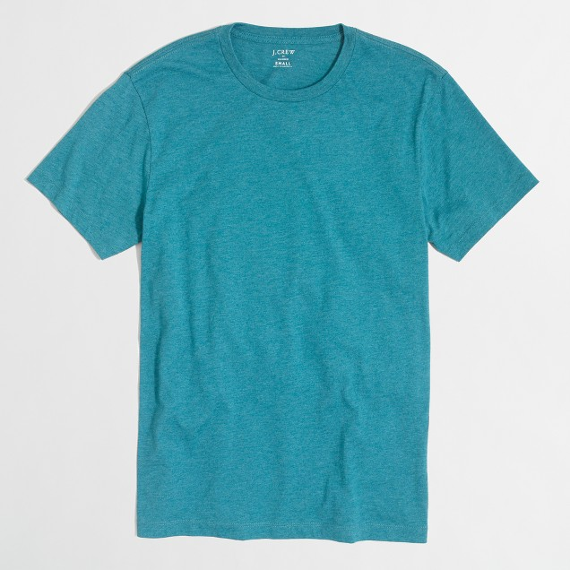 Tall heathered washed T-shirt
