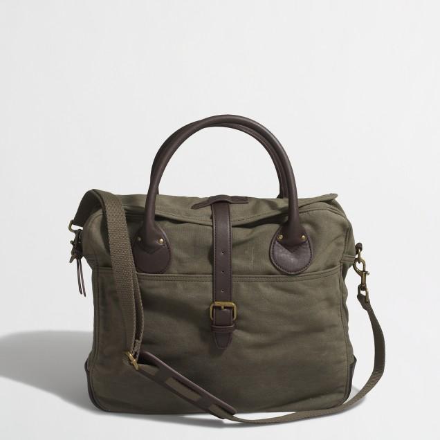 Carson laptop bag