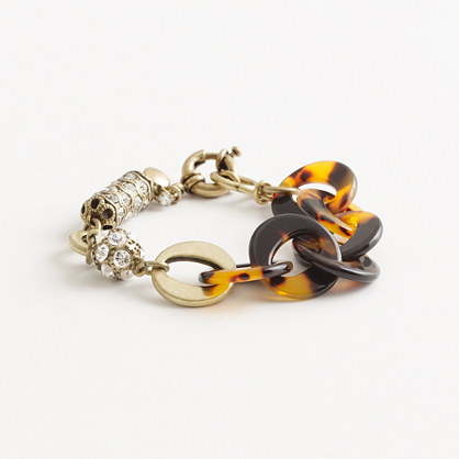 Factory link and fireball bracelet