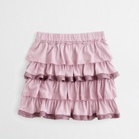 Factory girls' gâteau skirt