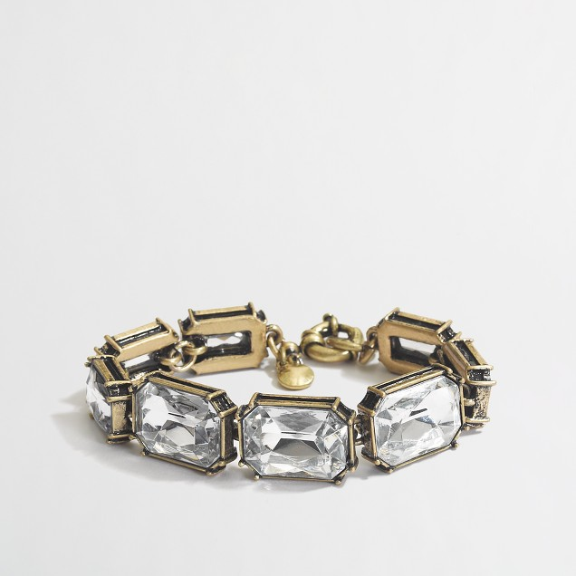 Factory classic crystal bracelet