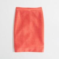 Factory pencil skirt in dot-dot-dash