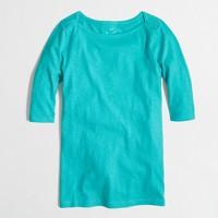 Artist elbow-sleeve T-shirt