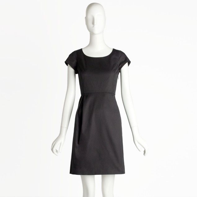 Factory workday dress in superfine cotton