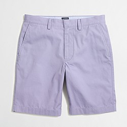 "Factory 9"" lightweight Gramercy short"