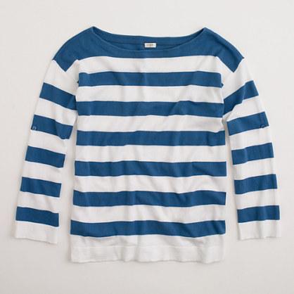 Factory sailor sweater