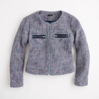 Factory Birmingham tweed lady jacket