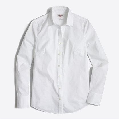 Stretch Classic Button-down Shirt | J.Crew Factory