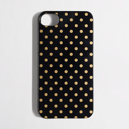 Factory phone case for iPhone 4