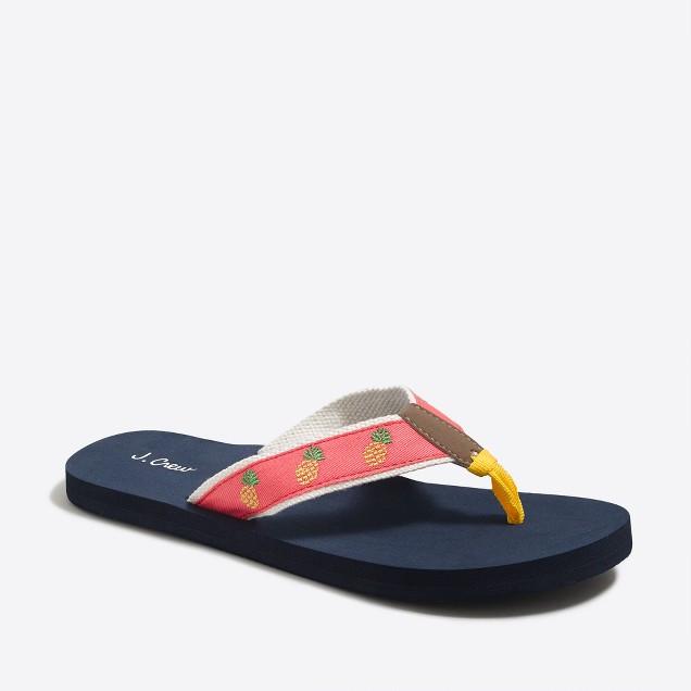 Critter flip-flops