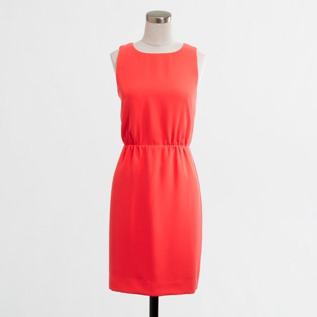 Factory sun shift dress