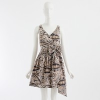 Factory printed Cecilia dress