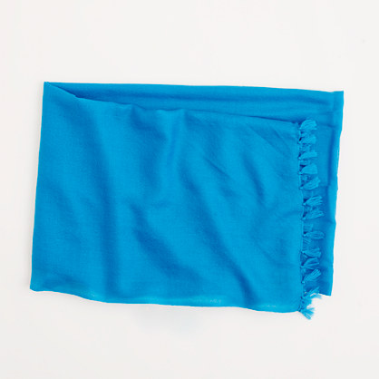 Factory solid scarf