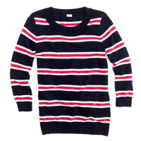 Factory Thandie sweater in stripe