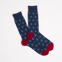 Factory anchor socks