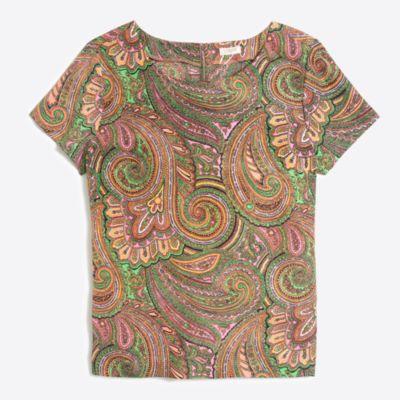 Printed T-shirt   sale