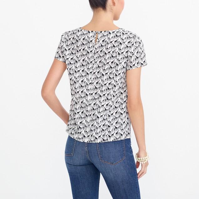 Women's Printed T-Shirt - Women's Shirts