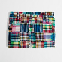 "5"" summer plaid short"