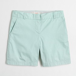 "Factory 7"" chino short"