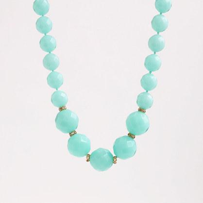 Factory Wilma bead necklace