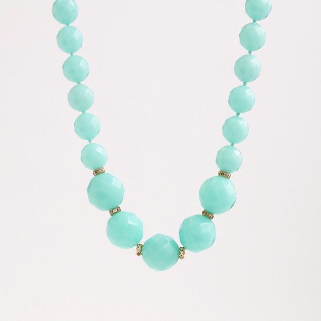 Factory Wilma bead necklace