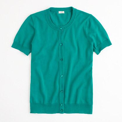 Short Sleeve Cardigan Sweaters 16