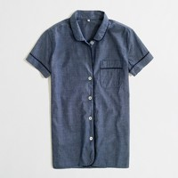 Factory cotton sleep shirt