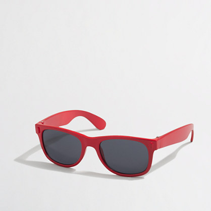 Kids' retro sunglasses