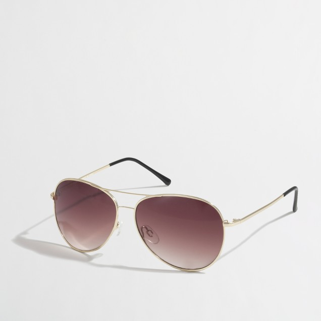 Factory kids' aviator sunglasses