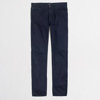Driggs garment-dyed jean