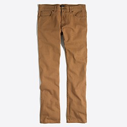 Driggs garment-dyed jean