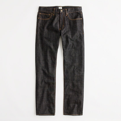 Driggs jean in black wash