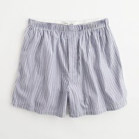 Factory slim-stripe boxers