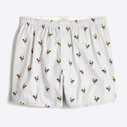 Rooster boxers