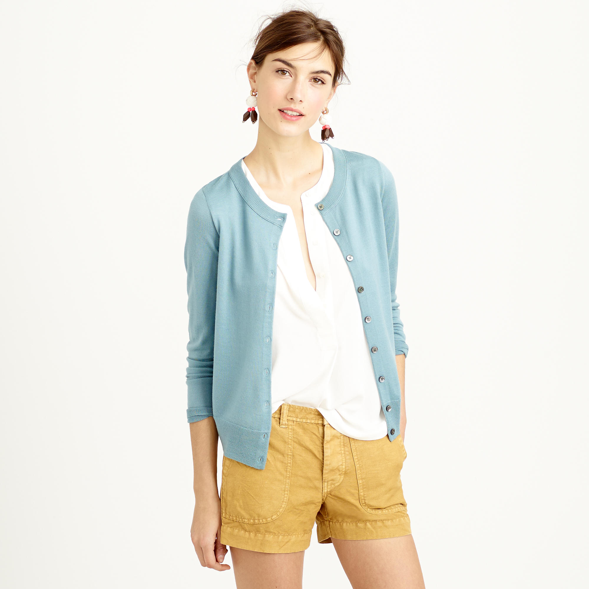 Merino wool Tippi cardigan sweater : Women Cardigans & Shells ...