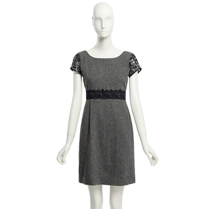 Factory crochet sheath dress