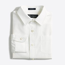Boys' Thompson point-collar dress shirt