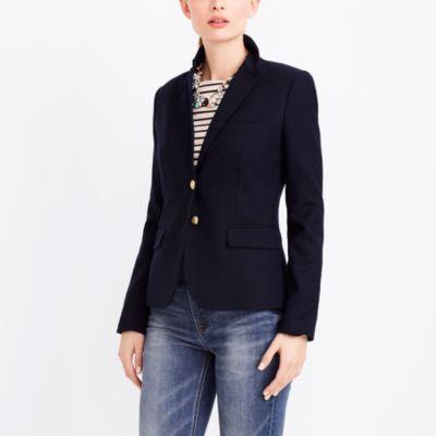 women's schoolboy blazer - women's jackets