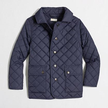 Factory boys' enfield jacket