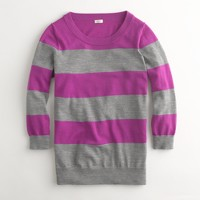 Factory Charley sweater in stripe