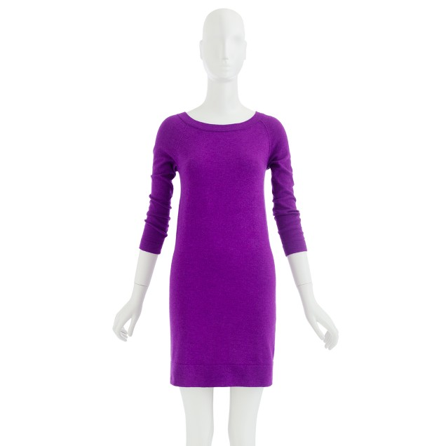 Factory classic sweater-dress