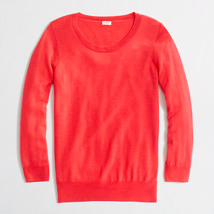 Factory merino Clare pullover