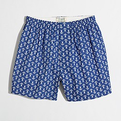 Factory anchor boxers
