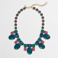 Factory crystal candy necklace