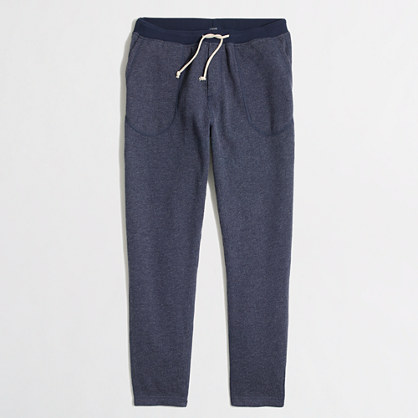 Tall slim sweatpant