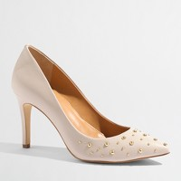 Factory Isabelle studded pumps